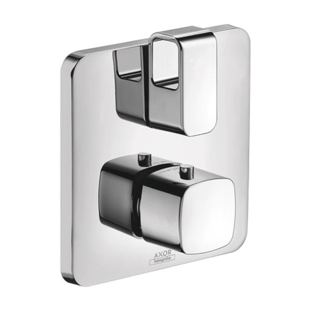 Axor AXOR Urquiola Thermostatic Trim with Volume Control in Chrome