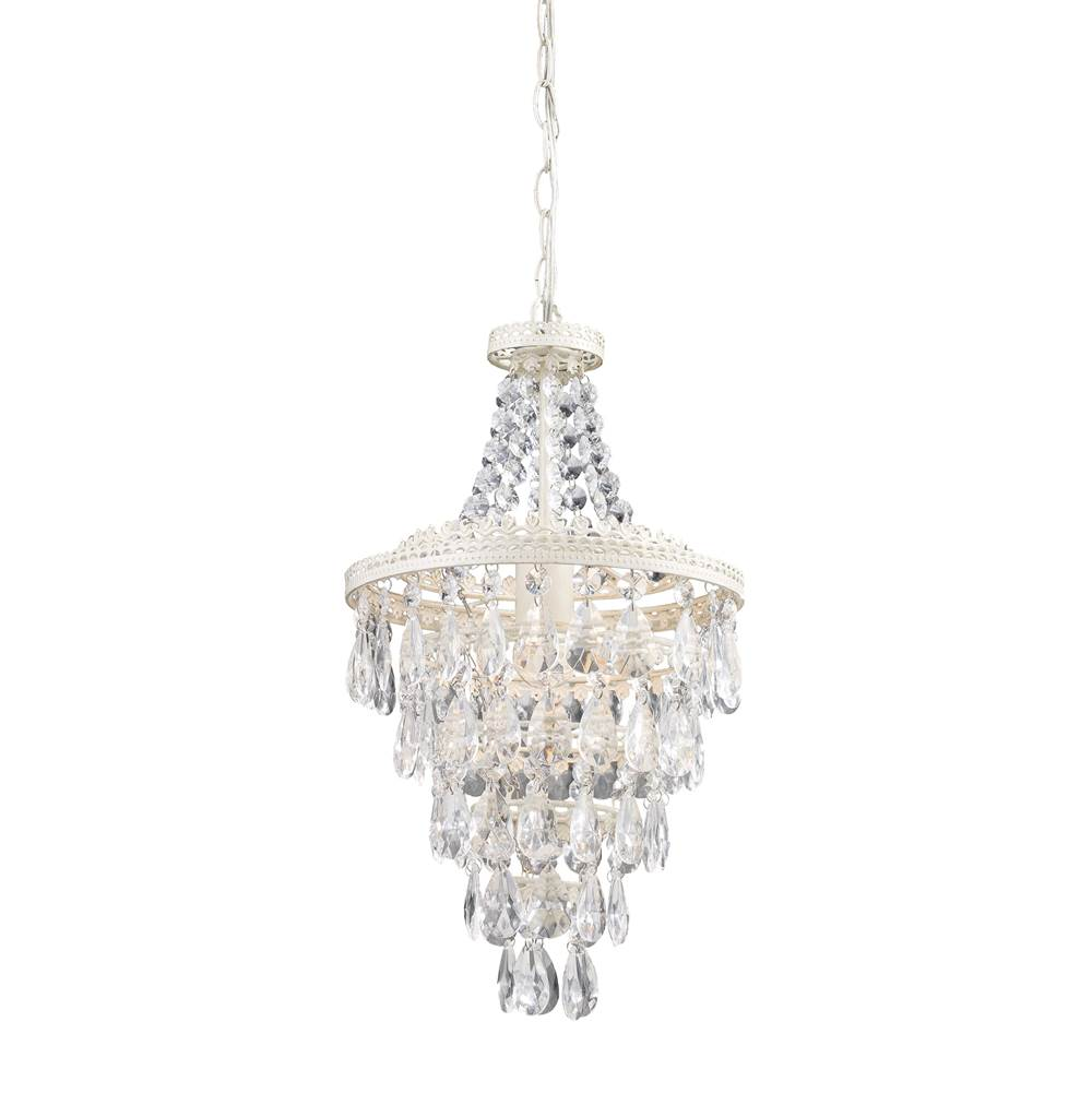 Elk Home Clear Crystal Pendant Lamp