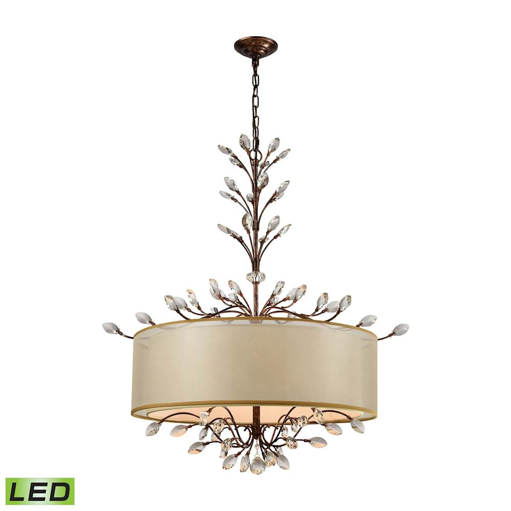 elk lighting spanish bronze keidel cincinnati oh