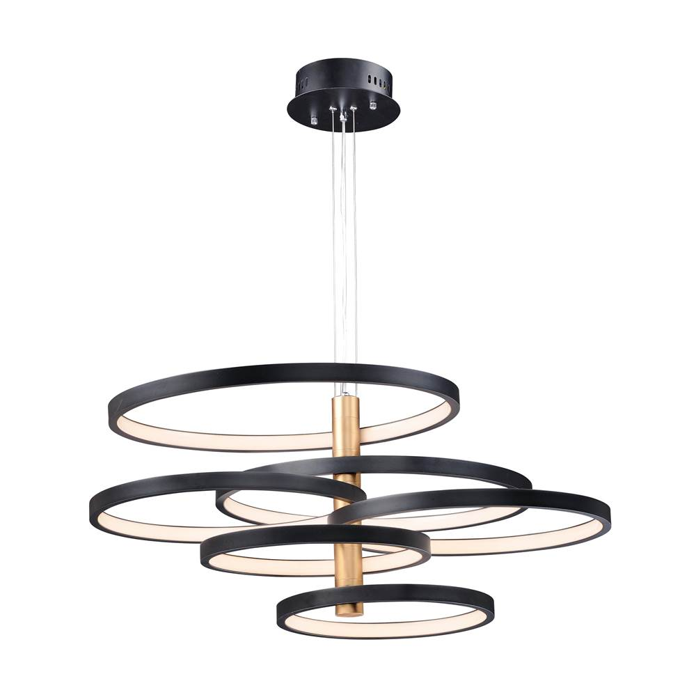 ET2 Hoopla 6-Light LED Pendant