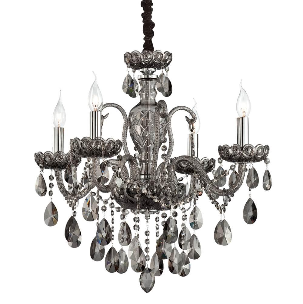 Eurofase chandeliers single tier chromes chrome keidel cincinnati oh 132000 158400 arubaitofo Images