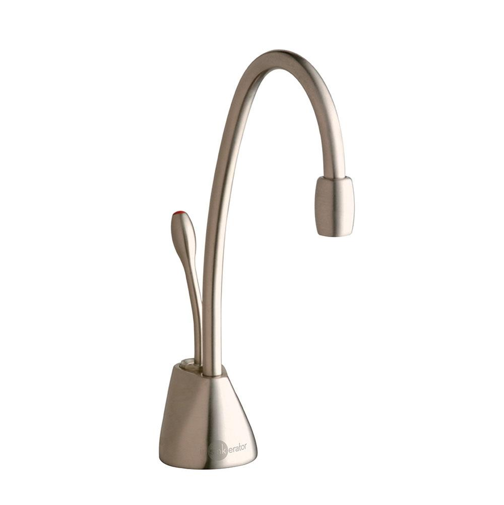 Insinkerator Indulge Contemporary F-GN1100 Instant Hot Water Dispenser Faucet in Satin Nickel