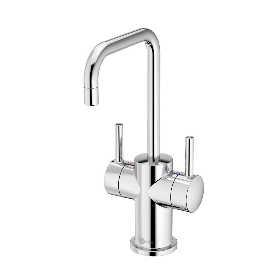 Insinkerator Showroom Collection Modern 3020 Instant Hot & Cold Faucet - Brushed Bronze