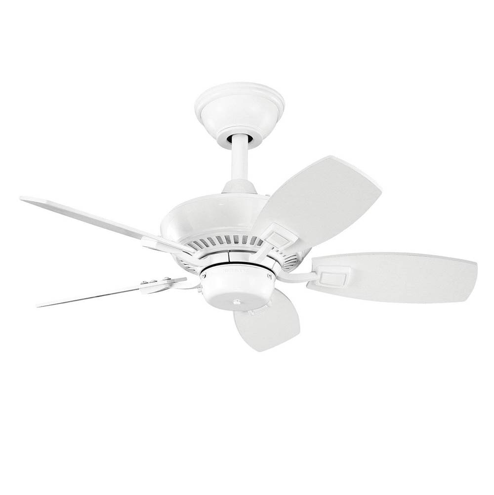 Kichler Lighting Outdoor Ceiling Fans Ceiling Fans item 300103WH