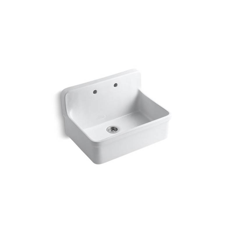 Kohler Wall Mount Kitchen Sinks item 12700-0