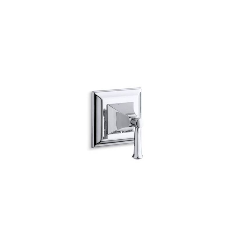 Kohler Memoirs® Stately Valve trim with lever handle for transfer valve, requires valve
