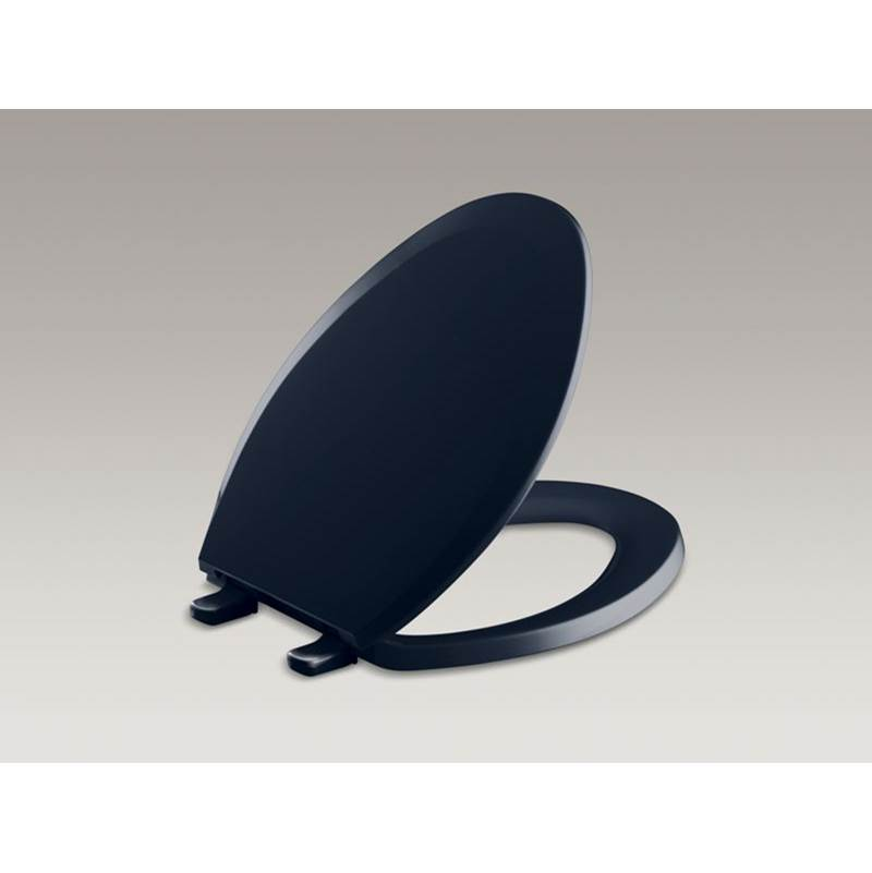 Kohler Lustra™ Quick-Release™ elongated toilet seat