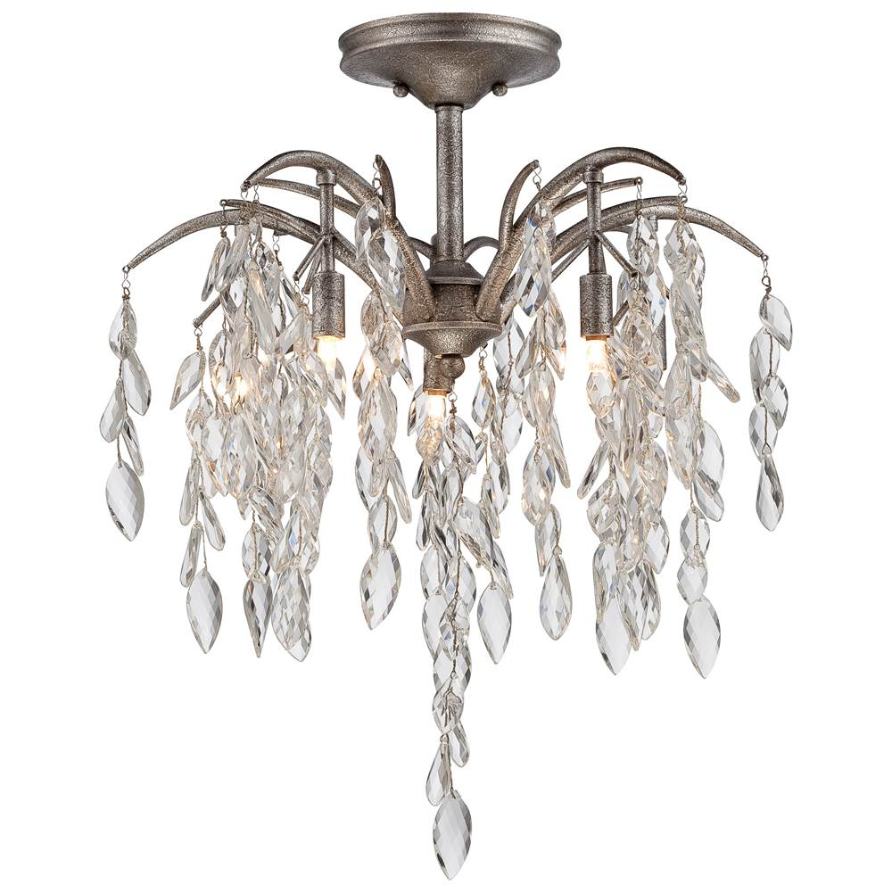 Metropolitan Lighting Semi Flush Ceiling Lights item N6865-278