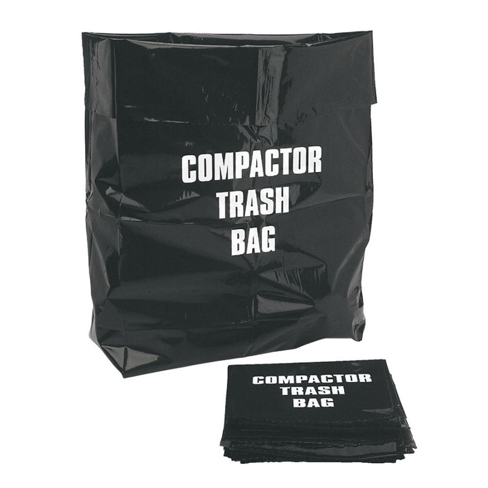 Broan Nutone 12'' Compactor Bags (includes 10 packs of 12)