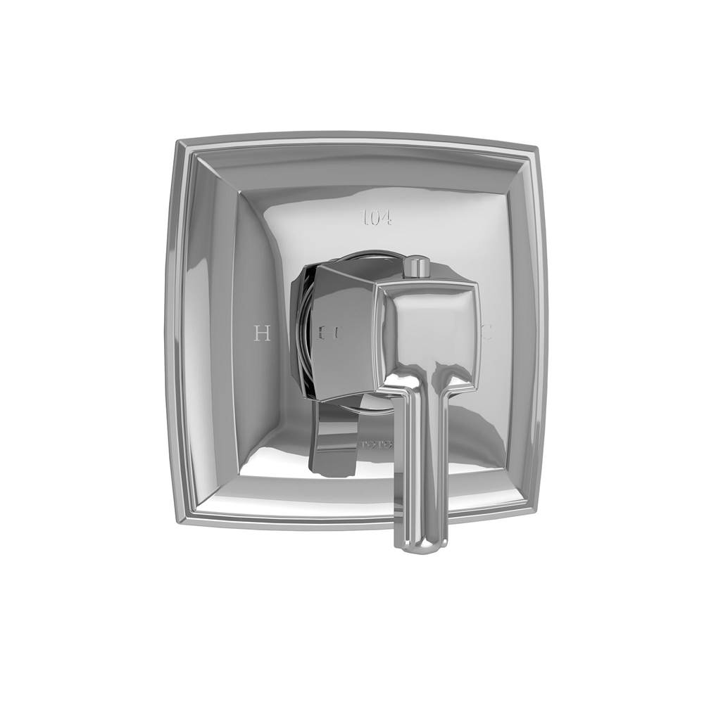 Toto Connelly™ Thermostatic Mixing Valve Trim, Polished Chrome