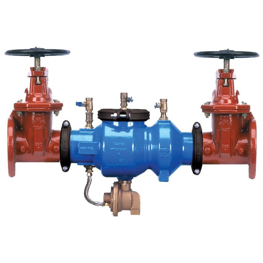 Zurn Industries 4'' 375A Reduced Pressure Principle Backflow Preventer